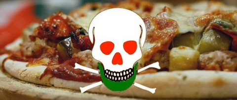 How toxic is that pizza?