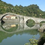 Legendary Bridges and the Devil's Work in Tuscany and Wales