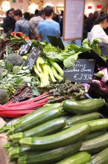 Eataly - Grown in Italy Vegetables