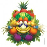 Getting fruity for Expo 2015 with Foody and Friends