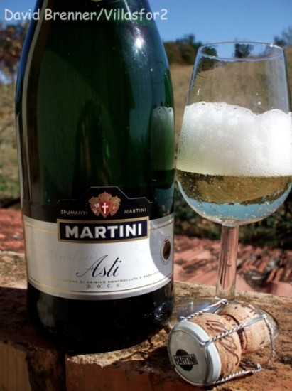 Asti is the perfect summer dessert wine