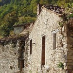 Five Ghost Towns in Abruzzo, Italy