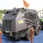 Venice Secessionists Caught with Tank, Again