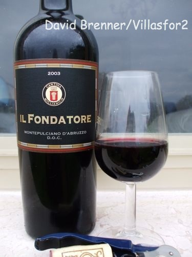 The best wine from Cantina Miglianico