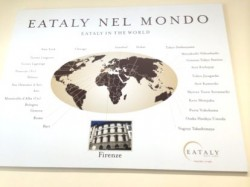 Eataly – Not only in Milan, but in Florence too!