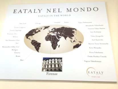 Eataly All Around the World