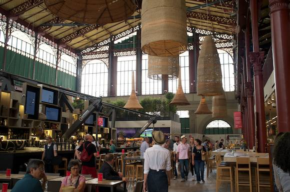 Florence's Central Market