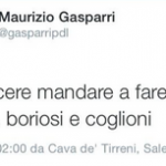 The English are Pompous Idiots, says Italy's Senate Vice President Maurizio Gasparri