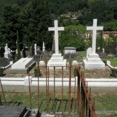 R.I.P. The English Cemetery at Bagni di Lucca