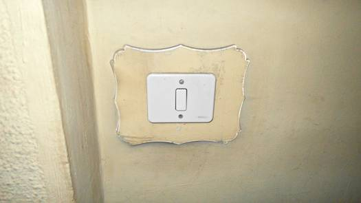 Look for one of these exit switches - good luck!