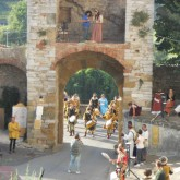 Big or Small. They do it so Well! Medieval Festivals in Tuscany.