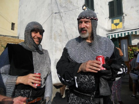 Medieval beverage? Photo Jenny Mead