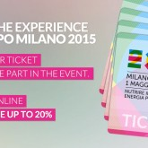 Milan Expo 2015 – Tickets Now Available!
