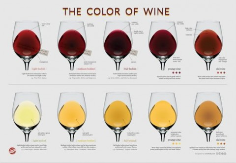 The Color of Wine poster
