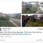 Genoa Floods, Again