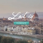 Lost in Florence Open Studio Weekend