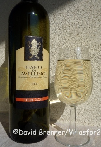 Fiano di Avellino - a star white from Campania