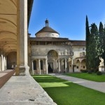 Kickstarter Campaign Launched to Save Section of Florence's Pazzi Chapel