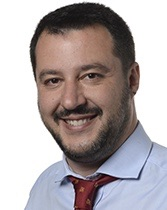 Northern League Leader Matteo Salvini
