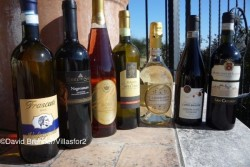 The Magnificent Seven wines - all for a little over €20