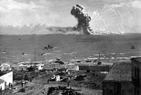 The Allied Invasion of Italy