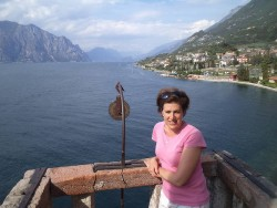 Lake Garda offers visitors spectacular views