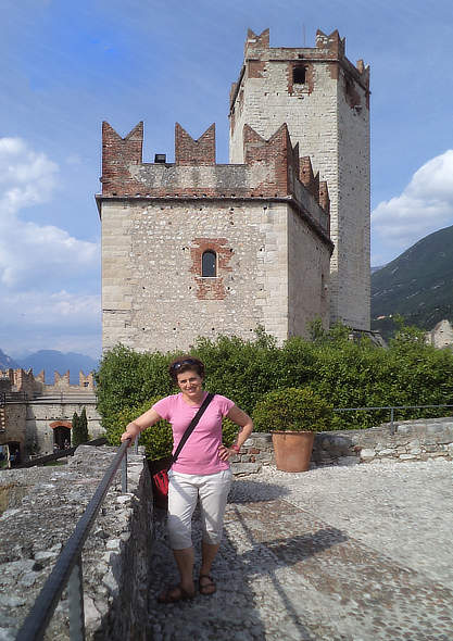 Malcesine Castle, Lake Garda