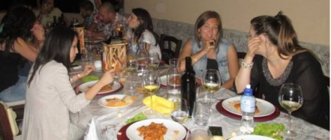 Try an Italian dinner in Sicily