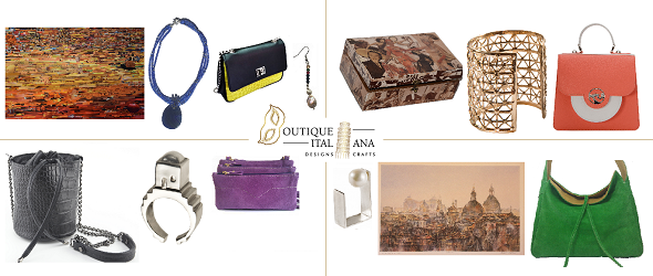 Boutique Italiana - Where Italian artisans can sell their crafts