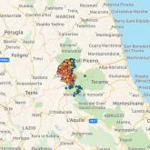 Earthquake Hits Macerata Area of Italy