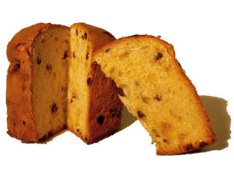 Prevent colds and sore throats with panettone Christmas cake
