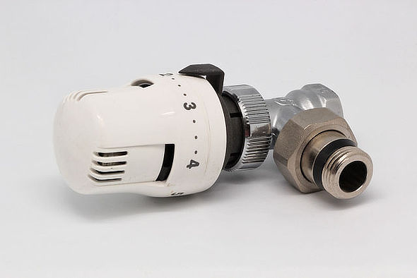 A thermostatic radiator valve