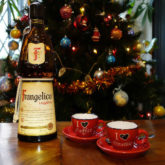 Frangelico and espresso
